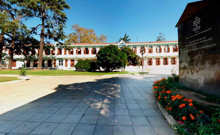 dvorec-jildiz