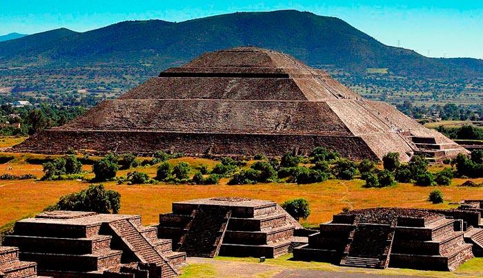 Пирамида Солнца