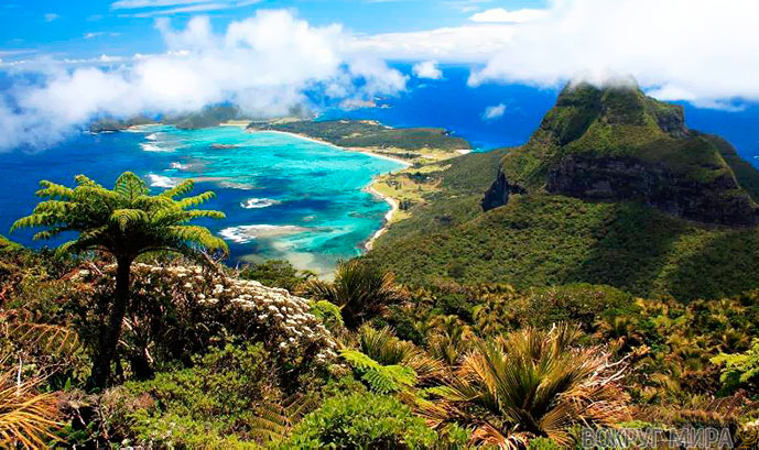Острова Уитсанди