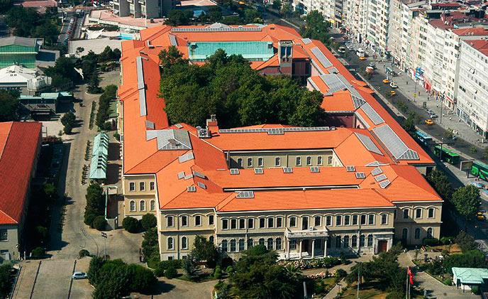 Что посетить в Стамбуле: Военный музей