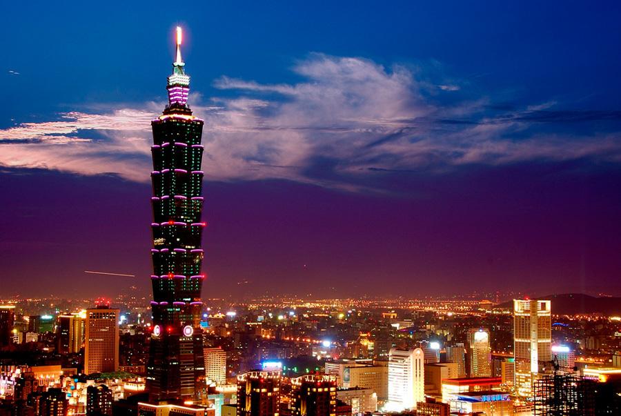 Что помотреть в Тайване