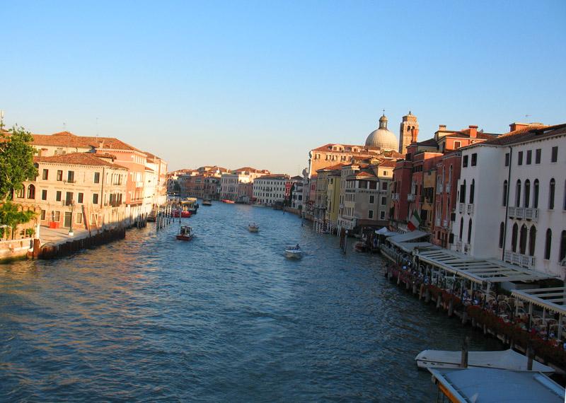 Основные достопримечательности венеции