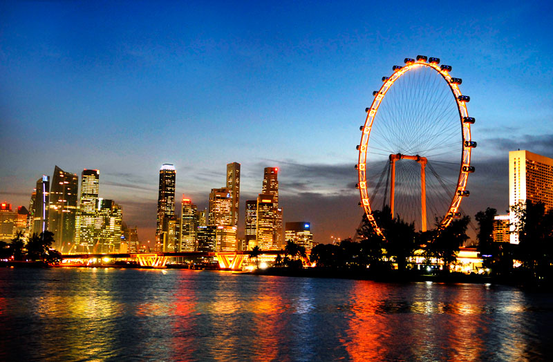 Что посетить в Сингапуре за 2 дня