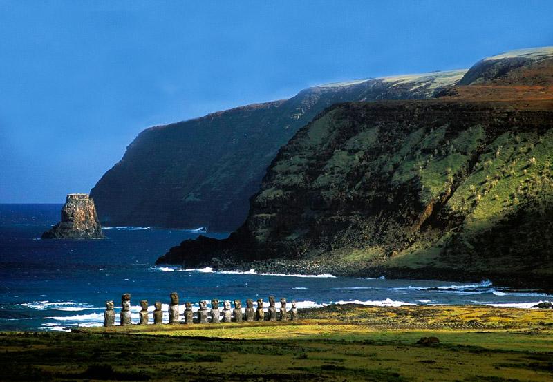 Волшебный остров Пасхи