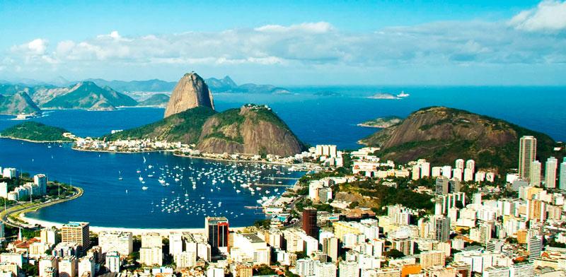 Путешествие в Бразилию самостоятельно