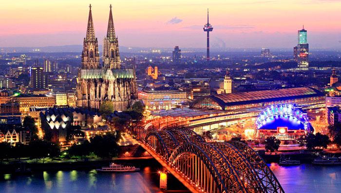 известные места Германии