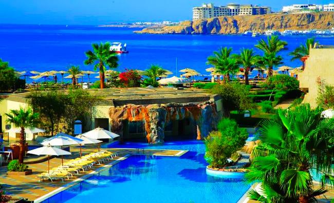 Курорт Шарм-эль-Шейх. Египет