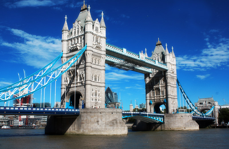Великобритания. Тауэрский мост