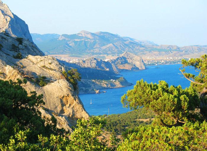 Где можно отдохнуть в Крыму