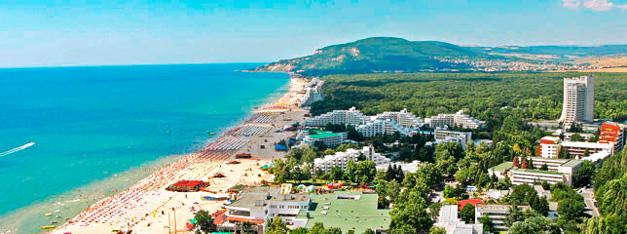 Лучшие курорты Болгарии