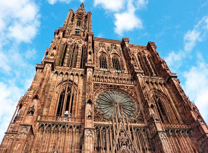Собор в Страсбурге