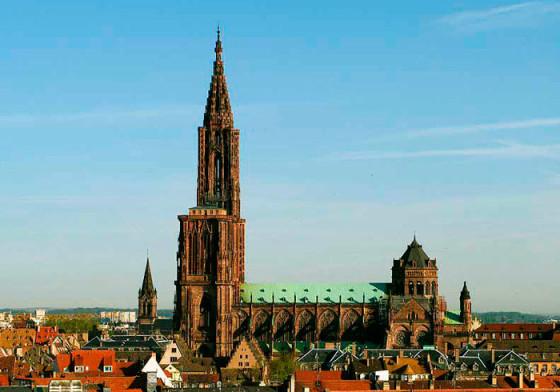 Cобор в Страсбурге