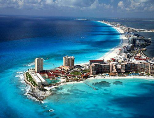Загадочный город Канкун. Мексика