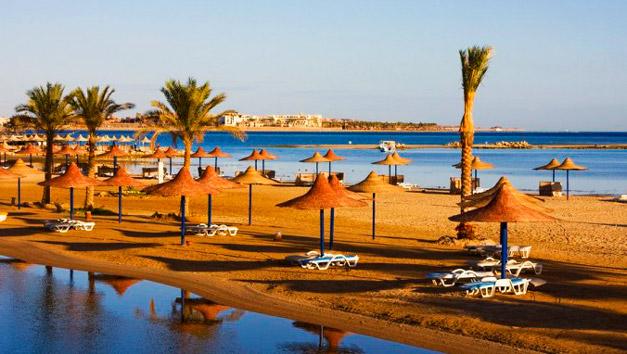 Популярные курорты египта