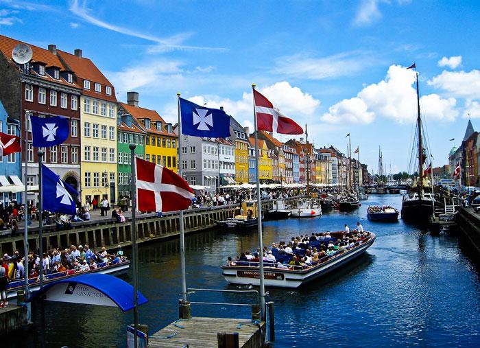 Копенгаген. Достопримечательности