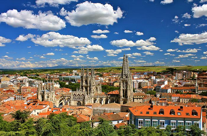 Самые красивые города Испании