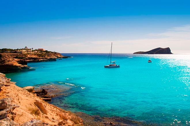 самые лучшие пляжи Ибицы