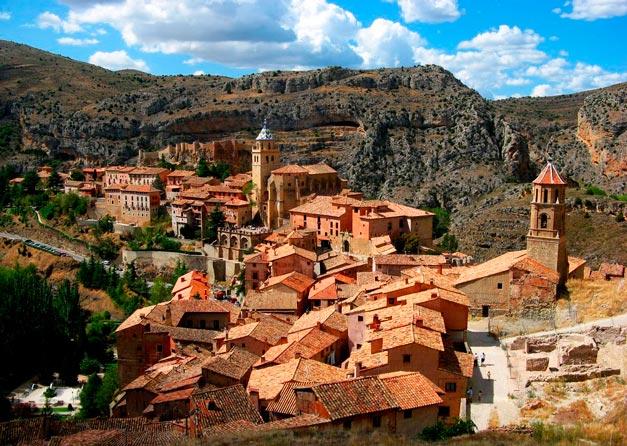 самые красивые небольшие города Европы