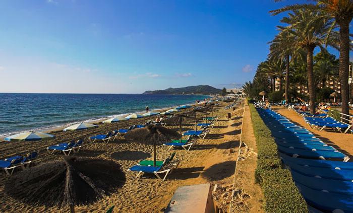 Лучшие пляжи Ибицы