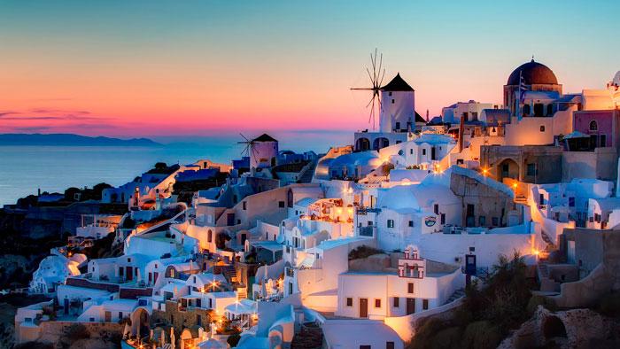 медовый месяц в Европе