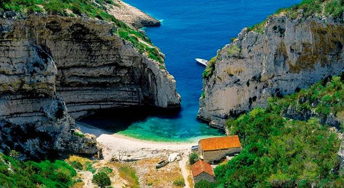 Лучшие пляжи Хорватии: ТОП 12