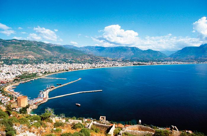Курорты Турции: шесть лучших курортов