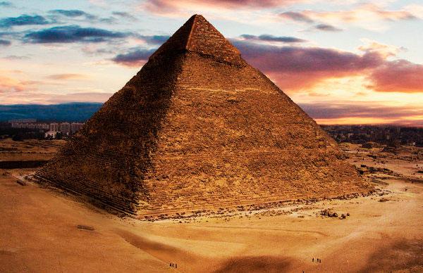 пирамиды мира