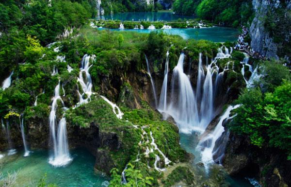 Плитвицкие озера — уникальный памятник природы Хорватии