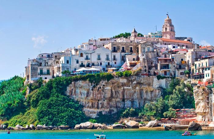 Лучшие морские курорты Италии: Апулия