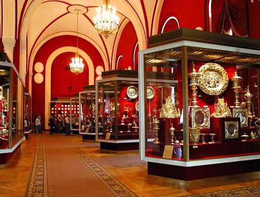 Что посетить в Москве: Алмазный фонд