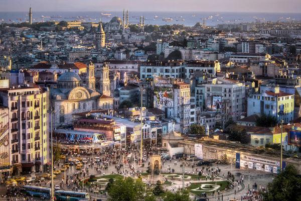 Где остановиться в Стамбуле?