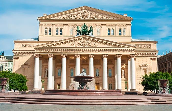 Что посетить в Москве: Большой театр