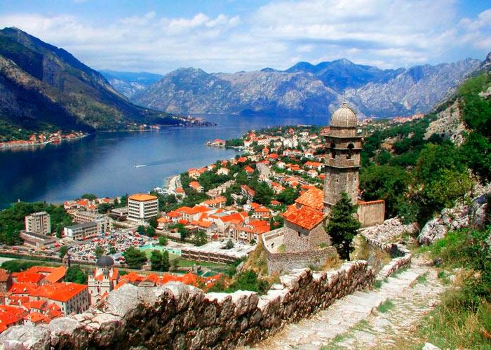 Почему стоит побывать в Черногории