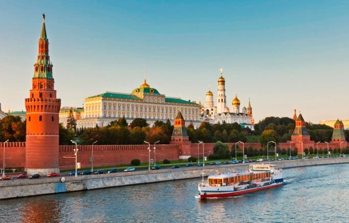 Что обязательно посетить в Москве: Кремль