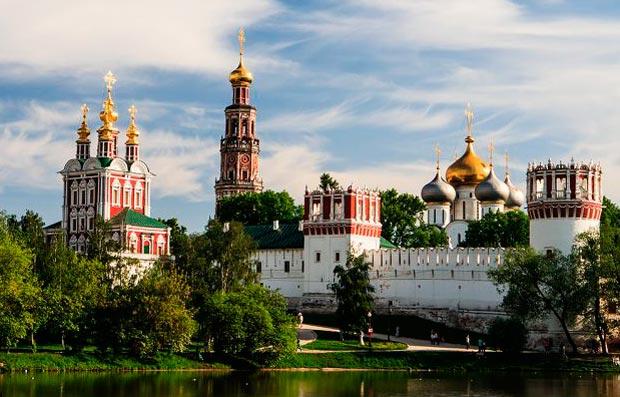 Что нужно посетить в Москве: Новодевичий монастырь