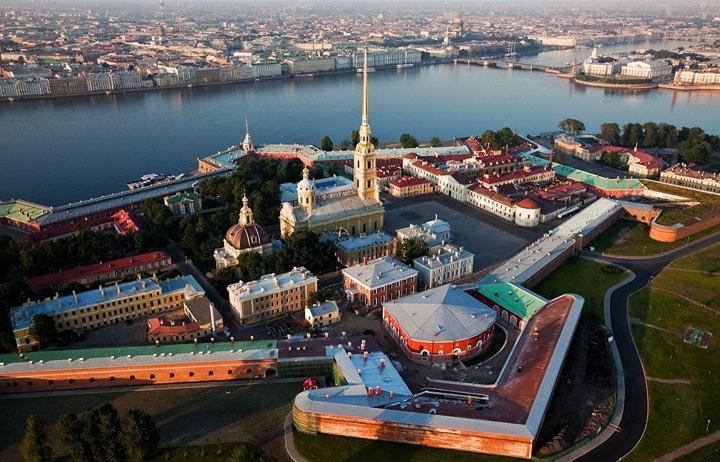 Что посмотреть в Санкт-Петербурге: Петропавловская крепость