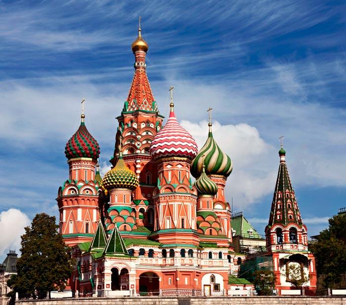 Что посетить в Москве: Собор Василия Блаженного