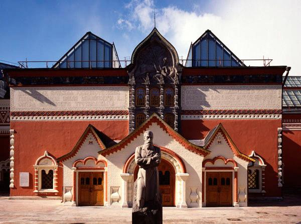 Что стоит посетить в Москве: Третьяковская галерея