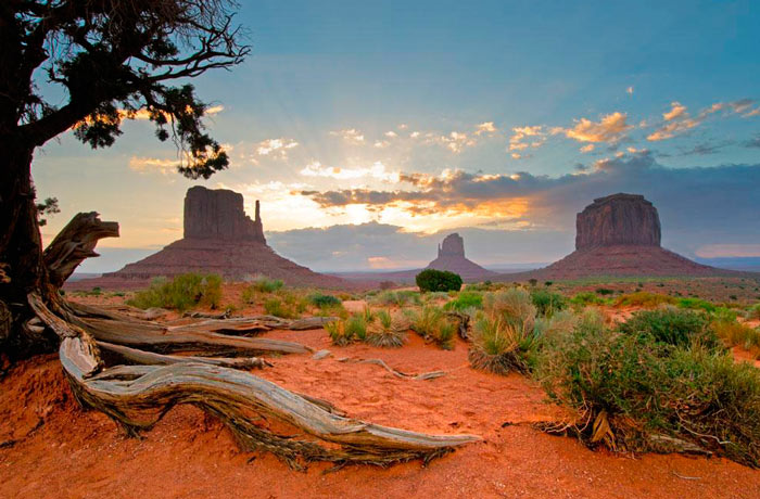 самые красивые места мира: Долина монументов