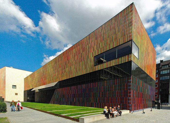 Что нужно посетить в Мюнхене: Музей Брандхорста