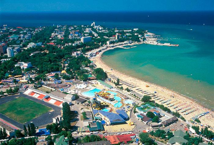 Отдых на море в России — куда поехать?
