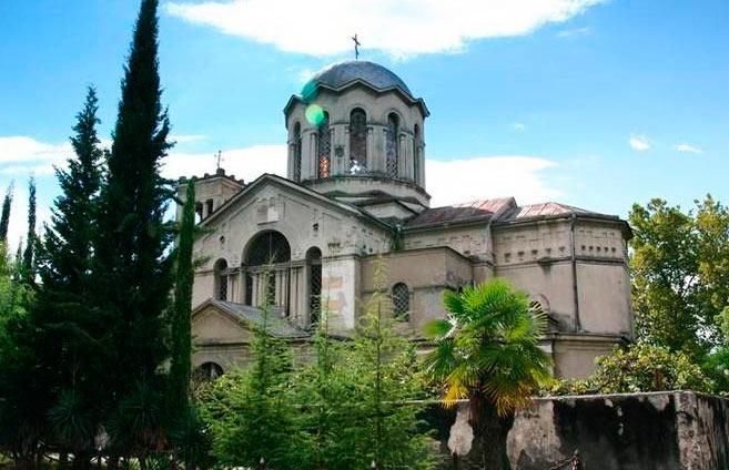 Что посетить в Абхазии: Благовещенский кафедральный собор
