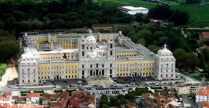 Что посмотреть в Португалии: Мафра