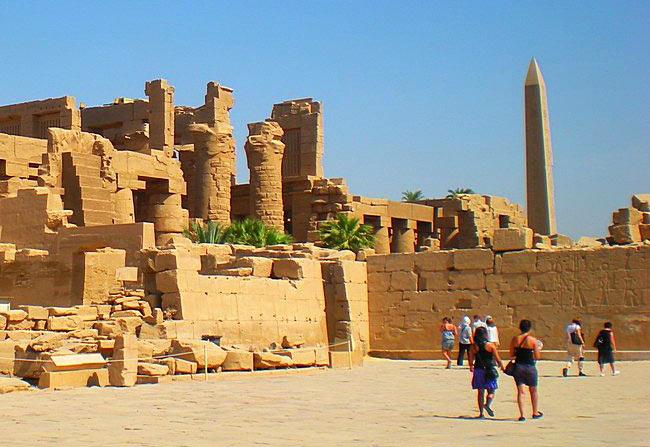 Город Мертвых, Египет