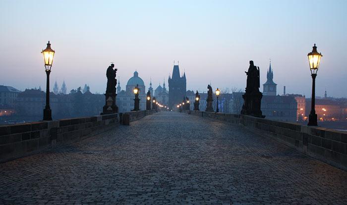 Карлов мост Чехия