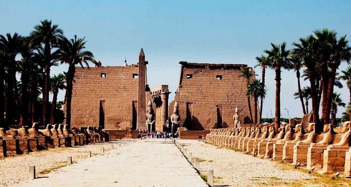 что посетить в Египте