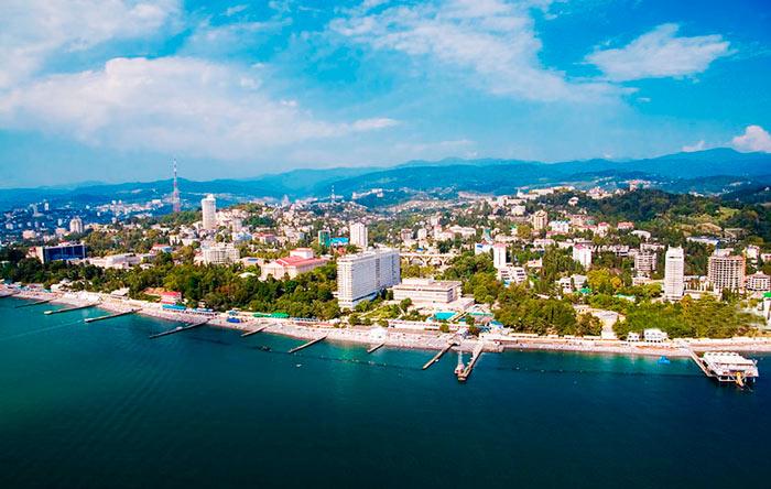 Куда поехать на море в России: Сочи
