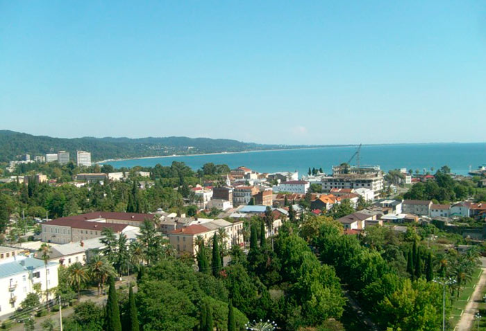 Сухум, Абхазия