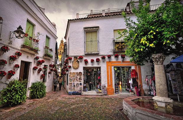Цветочная-улица
