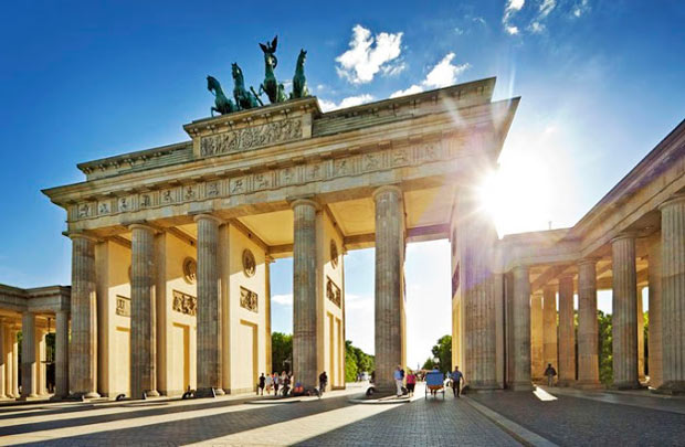 лучшие памятники европы: Бранденбургские ворота